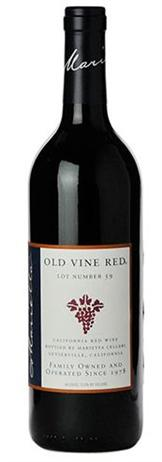 Marietta Cellars Old Vine Red Lot Number 59